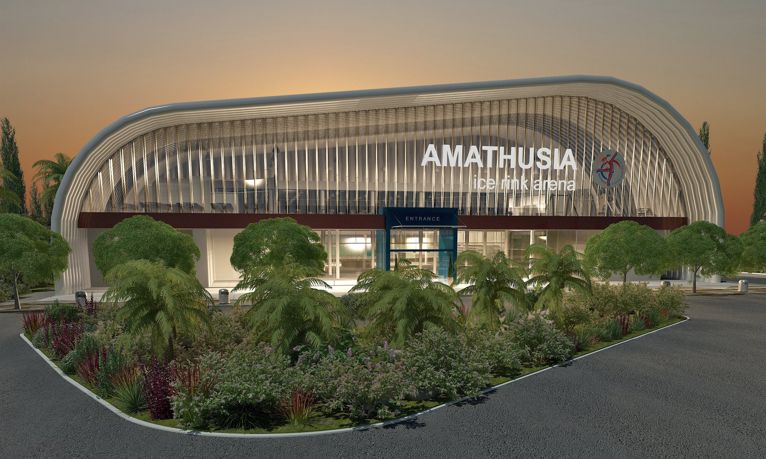 Amathusia Arena