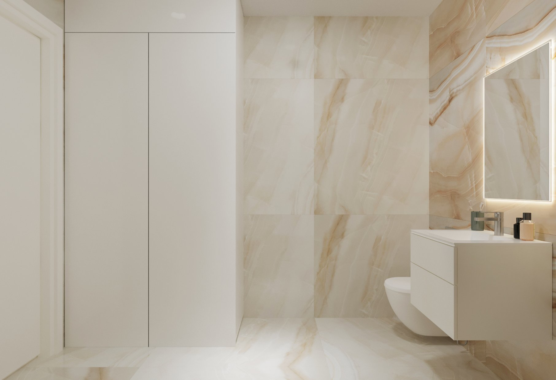 DiOne Residence - Apt. 602 Interior