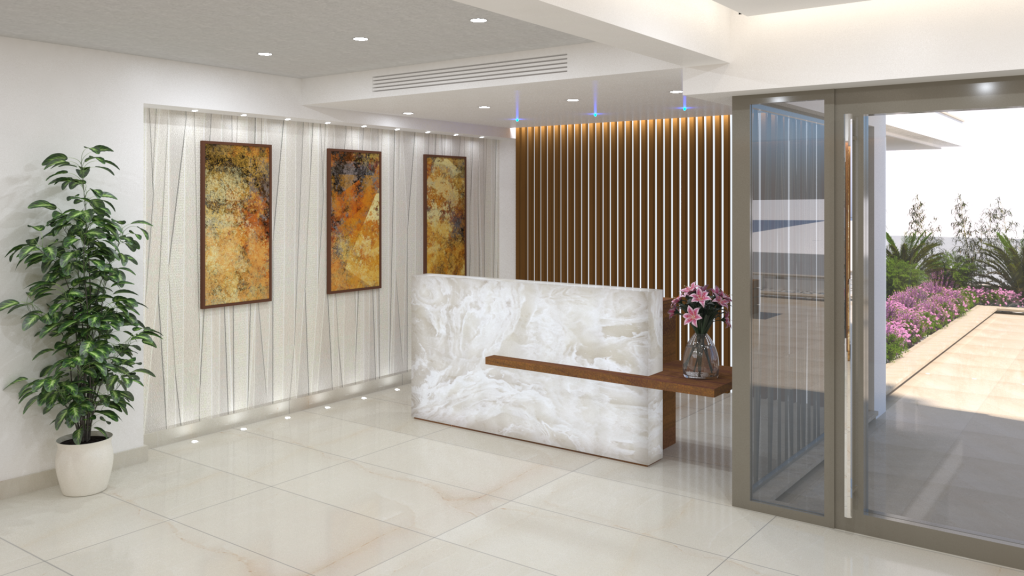 DiOne Residence - Common Spaces