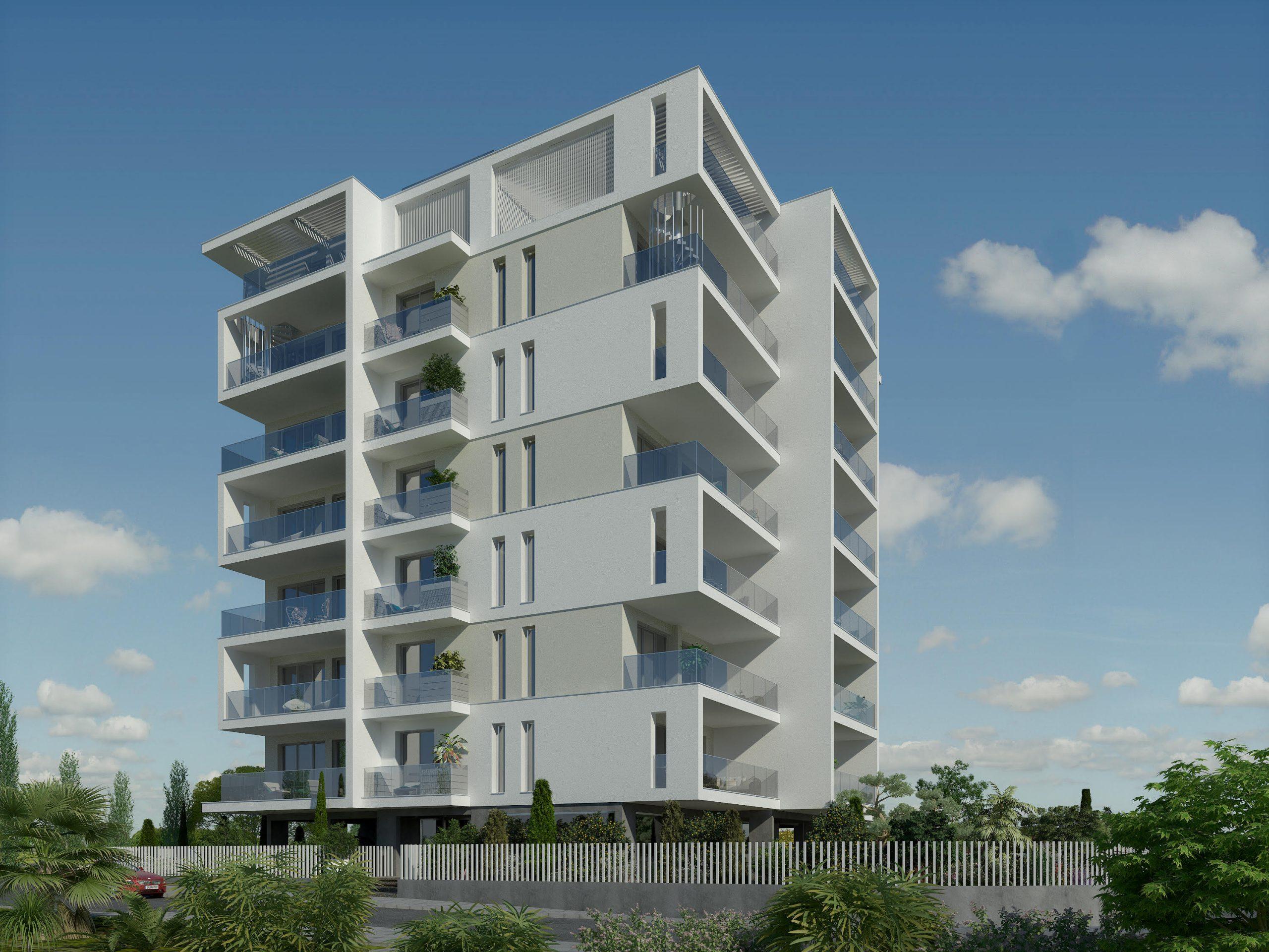 AL.H. Residence in Limassol