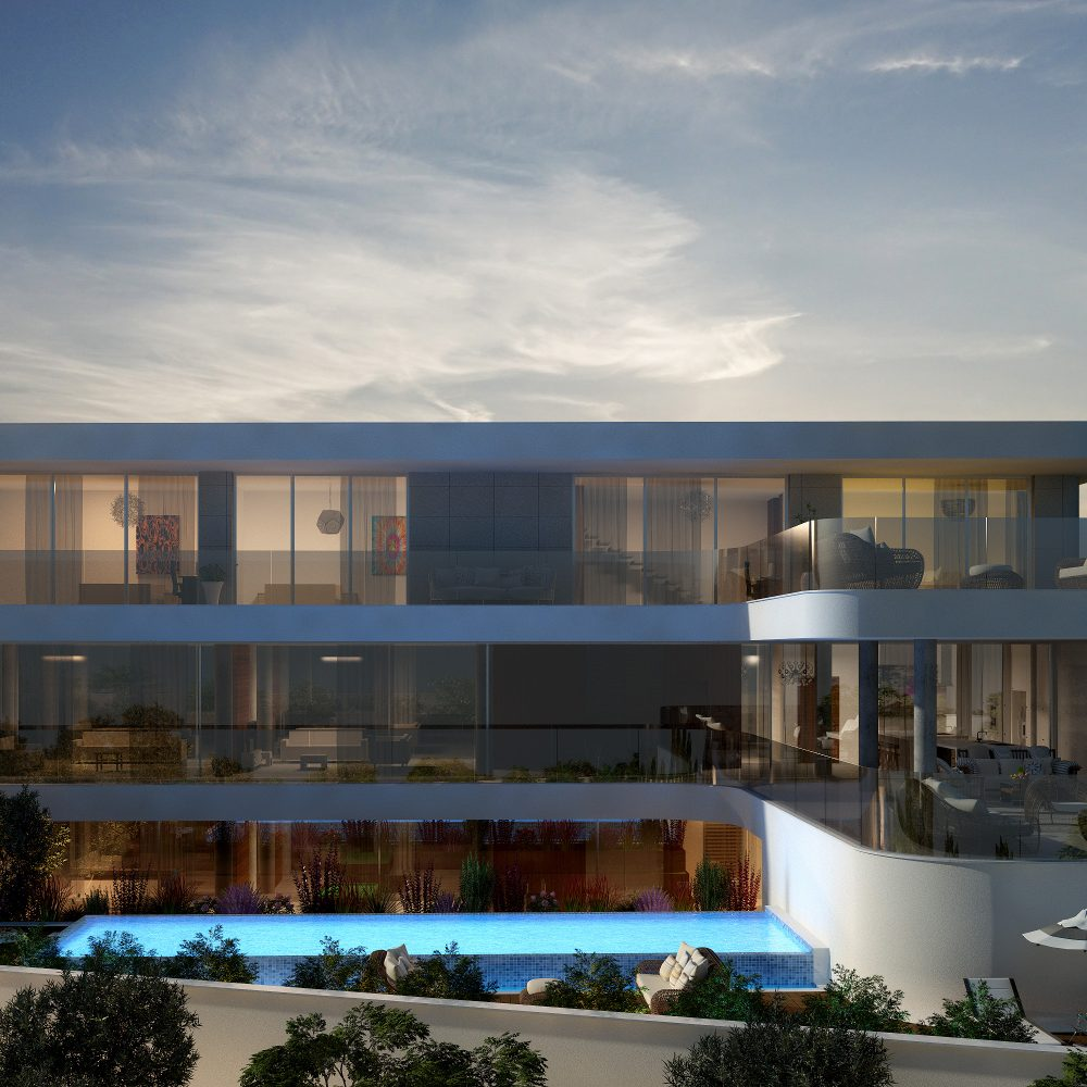 A. A. Residence in Limassol