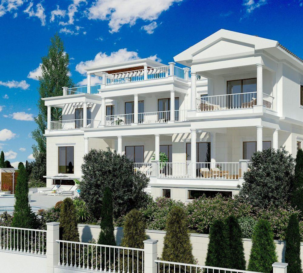 B.G. House