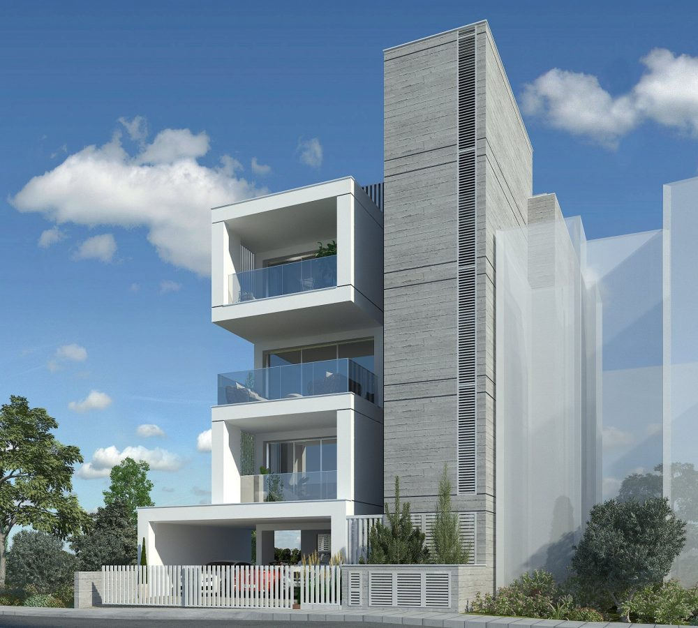 D.I. House and Apartments in Limassol