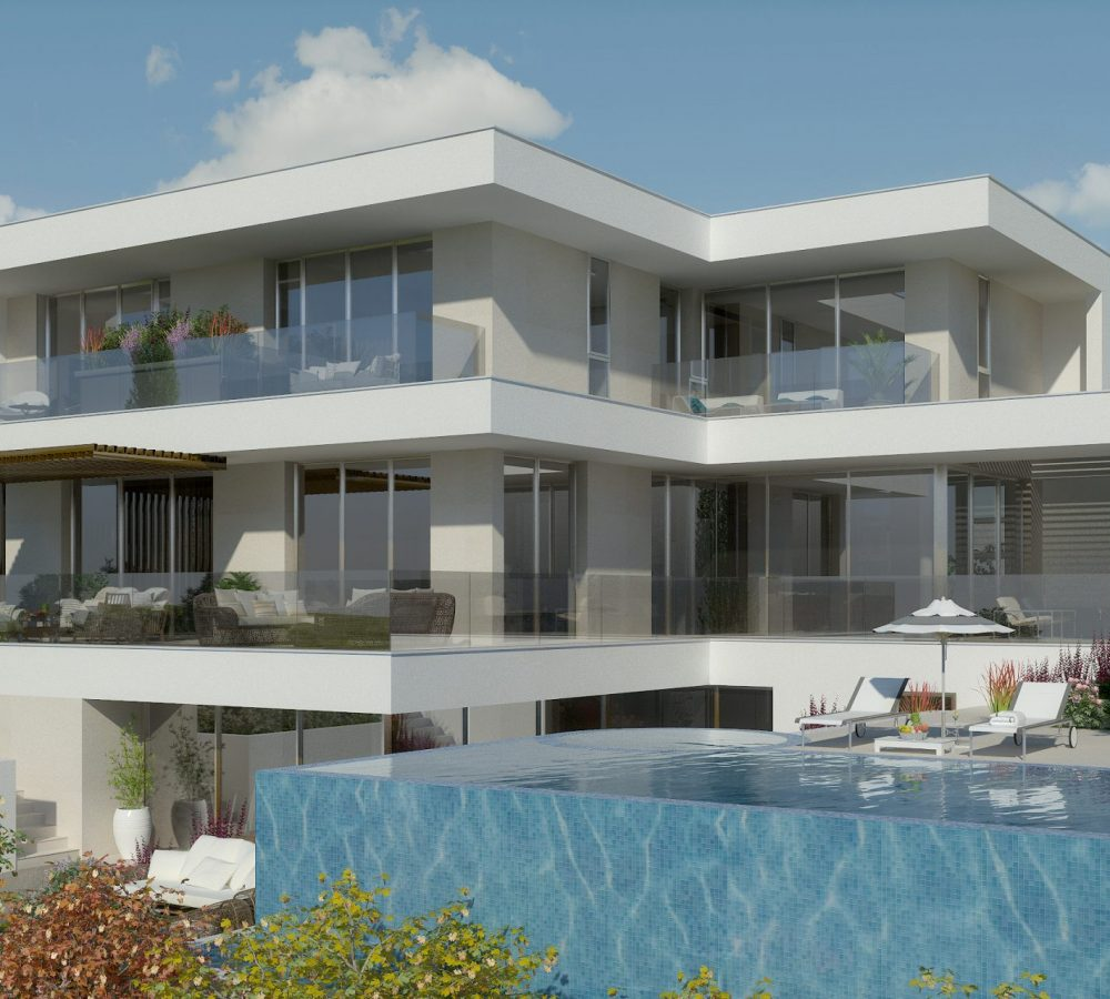 S.Y. House in Limassol